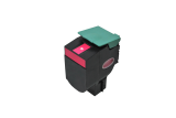 Neutrale Tonerkartusche C540M-HY-PPG für versch. Lexmark-Geräte (Magenta)