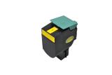 Neutrale Tonerkartusche C540Y-HY-PPG für versch. Lexmark-Geräte (Gelb)