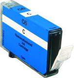 Neutrale Tintenpatrone CABCI6C-INK-FRC für versch. Canon-Geräte (Cyan)