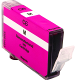 Neutrale Tintenpatrone CABCI6M-INK-FRC für versch. Canon-Geräte (Magenta)