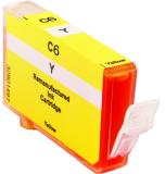 Neutrale Tintenpatrone CABCI6Y-INK-FRC für versch. Canon-Geräte (Gelb)