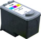 Neutrale Tintenpatrone CACL38-INK-FRC für versch. Canon-Geräte (Farbig)