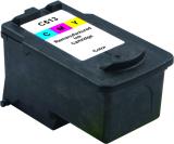 Neutrale Tintenpatrone CACL513-INK-FRC für versch. Canon-Geräte (Farbig)