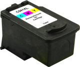 Neutrale Tintenpatrone CACL541-XL-INK-FRC für versch. Canon-Geräte (Farbig)