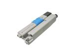 Neutrale Tonerkartusche C310K-PPG für versch. Oki-Geräte (Schwarz)