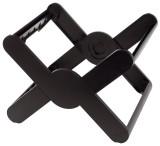 HAN Hängeregistraturkorb X-CROSS, schwarz inkl. möbelschonende Gummifüße Hängekorb schwarz
