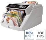 Safescan® 2465-S - Geldzählmaschine Banknotenzähler