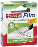 Tesa® Klebefilm matt-unsichtbar - beschriftbar, (L x B): 33 m x 19 mm Klebefilm 19 mm 33 m 26 mm