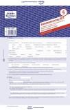 Avery Zweckform® 2873 Einheitsmietvertrag - Wohnungen und Häuser, DIN A4, mit Übergabeprotokoll, gelb