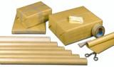 Werola Packpapierrolle 1 m x 10 m, braun Packpapier 1 m x 10 m natron braun 70  g/qm
