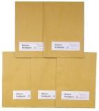 Werola Packpapierbogen 70 x 100 cm, natur, 2 Bögen 70 cm x 100 cm natur 80  g/qm 2 Bögen