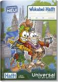 Häfft Vokabel-Häfft A4 Universal Vokabelheft Universal A4 64 Seiten geheftet 4-farbig