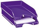 Cep Briefkorb ProGloss - A4/C4, violett Briefkorb A4/C4 violett 257 x 66 x 348 mm max. 450 Blatt