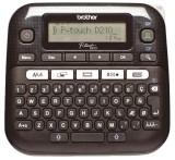 Brother Beschriftungsgerät P-touch D210VP im Hartschalenkoffer Beschriftungsgerät Tischgerät