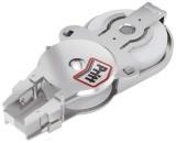 Pritt Nachfüllkassette für Korrekturroller Flex - 4,2 mm Korrekturrollernachfüllung 4,2 mm 12 m