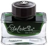Pelikan® Edelstein® Ink - 50 ml Glasflacon, aventurine (grün) Tinte aventurine (grün) 50 ml