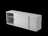 Sideboard 1,5OH beids.nutzbar Grau/Grau