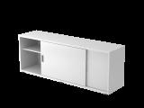 Sideboard 1,5OH beids.nutzbar Weiß/Weiß