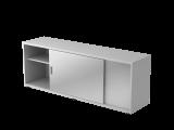 Sideboard 1,5OH beids.nutzbar Graphit/Silber