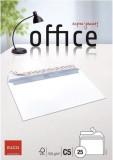 Elco Briefumschlag C5, 229 x 162 mm, hochweiss, Haftklebung, Papier, 100 g/m2, 25 Stück weiß