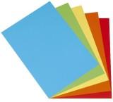 Elco Kopierpapier - A4, sortiert, 80 g/qm, 200 Blatt Kopierpapier A4 farbig 5-fach sortiert 80 g/qm