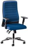 prosedia Bürodrehstuhl Eccon 7152 blau Drehstuhl blau 41,2-54,4 cm 49 cm
