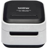 Brother Etikettendrucker Farbe VC500WZ1 Farbige Etiketten im Handumdrehen, und das ohne Tinte!