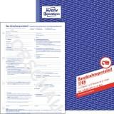 Avery Zweckform® 1785 Bauabnahmeprotokoll - A4, SD, 2x 32 Blatt Mindestabnahmemenge - 5 Stück. A4