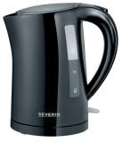 SEVERIN Wasserkocher - 1,5 Liter, schwarz Wasserkocher schwarz