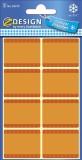 Avery Zweckform® Z-Design 59370, Tiefkühl-Etiketten, 5 Bogen/40 Etiketten Etiketten 28 x 36 mm 40