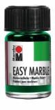 Marabu easy marble, Saftgrün 067, 15 ml Marmorierfarbe saftgrün 15 ml