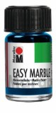 Marabu easy marble, Azurblau 095, 15 ml Marmorierfarbe azurblau 15 ml