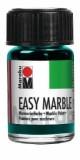 Marabu easy marble, Türkisblau 098, 15 ml Marmorierfarbe türkisblau 15 ml