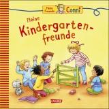 Carlsen Verlag Meine Kindergarten-Freunde Conni - 96 illustrierte Seiten, 18,9 x 18,7 cm Freundebuch