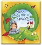 arsEdition Meine Kindergarten-Freunde Ritter - 64 illustrierte Seiten, 20 x 21,5 cm Freundebuch