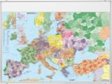 Franken Kartentafel Europa - 138 x 98 cm, magnethaftend Kartentafel Europakarte 138 cm 98 cm