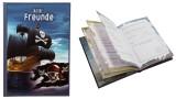 Goldbuch Freundebuch 3D Piraten! - 88 illustrierte Seiten, A5 3D-Effekt durch echtes 3D-Bild Piraten