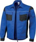 GON Bundjacke - Größe L, kornblau/schwarz Arbeitsjacke L kornblau/schwarz