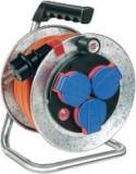 brennenstuhl® Kabeltrommel Garant S Kompakt IP44 - 10 m Kabeltrommel IP44, spritzwassergeschützt
