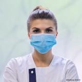 Zertifizierte Mund-Nasen-Schutzmaske 10 Stück