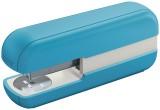 LEITZ 5567 Heftgerät Cosy - 30 Blatt, blau matt 30 Blatt blau fest/lösbar/nageln 45 mm