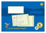 Staufen® Schreiblernheft PREMIUM LIN SL - A4 quer, 80 g/qm, 16 Blatt A4 quer 80 g/qm 16 Blatt