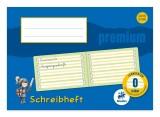 Staufen® Schreiblernheft PREMIUM LIN 0 - A5 quer, 90 g/qm, 16 Blatt A5 quer 90 g/qm 16 Blatt