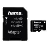 Hama® Micro SDXC Speicherkarte - 64GB Class10 64 GB SDXC Speicherkarte Klasse 10