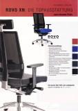 Rovo Chair Rovo XN Aktion-Bürodrehstuhl (Topausstattung)
