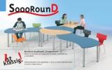 Modulare SoooRounD Gruppeninsel