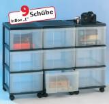 InBox Containersystem 9 Schübe L