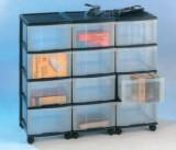 InBox Containersystem 12 Schübe L